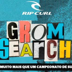 Protetor Brazinco é patrocinador oficial do Rip Curl Grom Search 2020